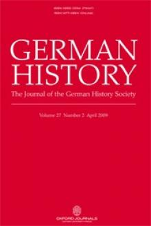 German History Journal