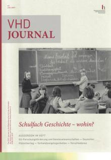 Jill Bepler Interview in the Journal of the German Historians' Association