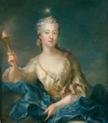 'Drottning Lovisa Ulrika av Sverige' Paper