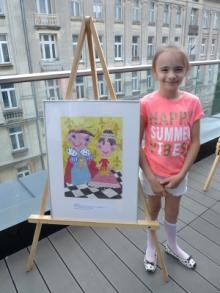 Children's Competition Prize-Giving in Warsaw