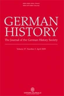 German History Journal